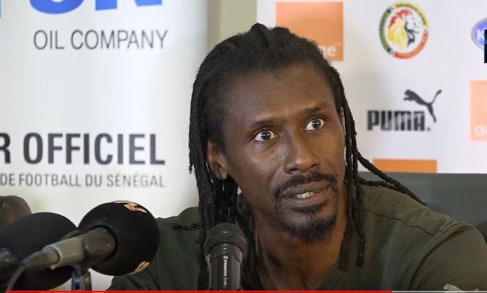 Sénégal-Madagascar du 9 septembre : Aliou Cissé craint l'état piteux du terrain