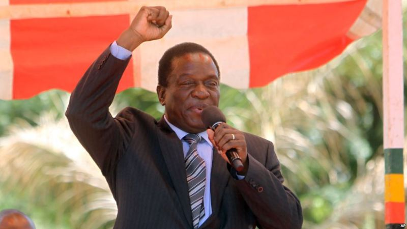 Zimbabwe: la Cour constitutionnelle valide l'élection du président Emmerson Mnangagwa