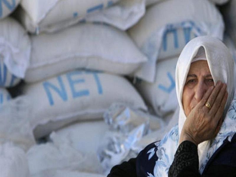 Etats-Unis: importantes coupes dans l'aide humanitaire aux Palestiniens