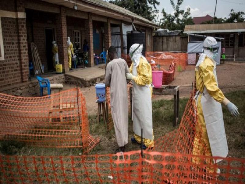 RDC-Ebola : 67 morts, 11 patients guéris