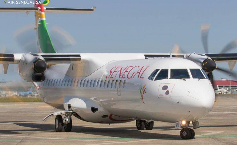 AIBD : Air Sénégal Sa chasse Corsair de l'axe Dakar-Paris-Dakar
