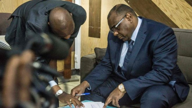  Les partisans de Jean-Pierre Bemba déposent un recours