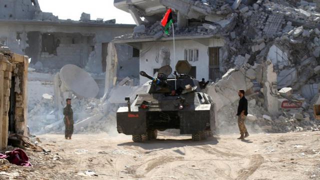 Libye: au moins 27 morts en trois jours de combats près de Tripoli