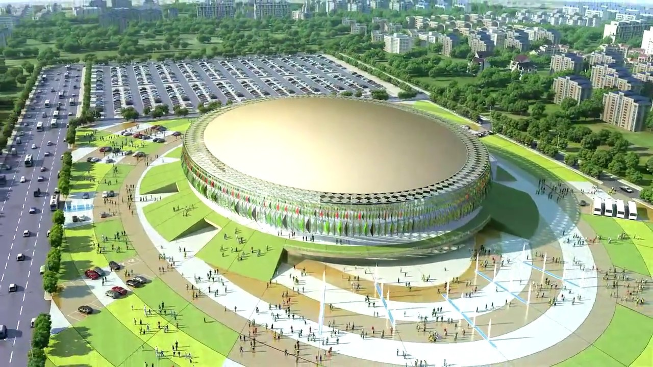 """Les """"Lions"""" de basket vont inaugurer Dakar Arena le 7 septembre"""