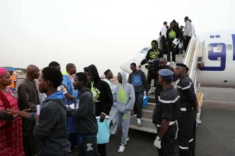 Bamako: 140 Maliens rapatriés de la Libye