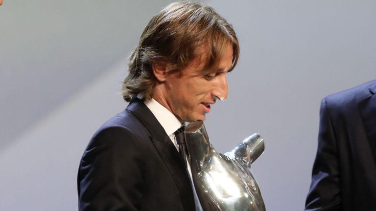 Modric joueur UEFA,  un trophée « ridicule » pour l'agent d'un Ronaldo «révolté»