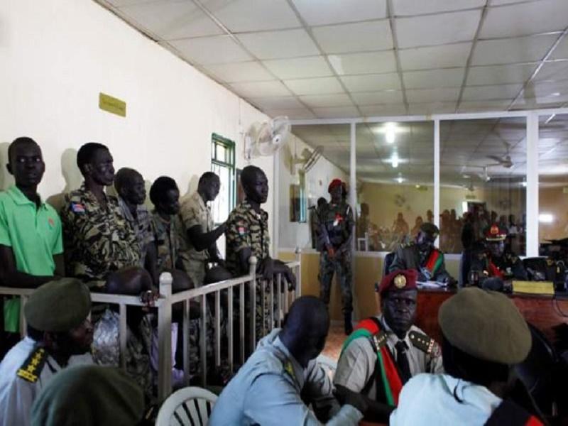 10 militaires condamnés au Soudan du Sud