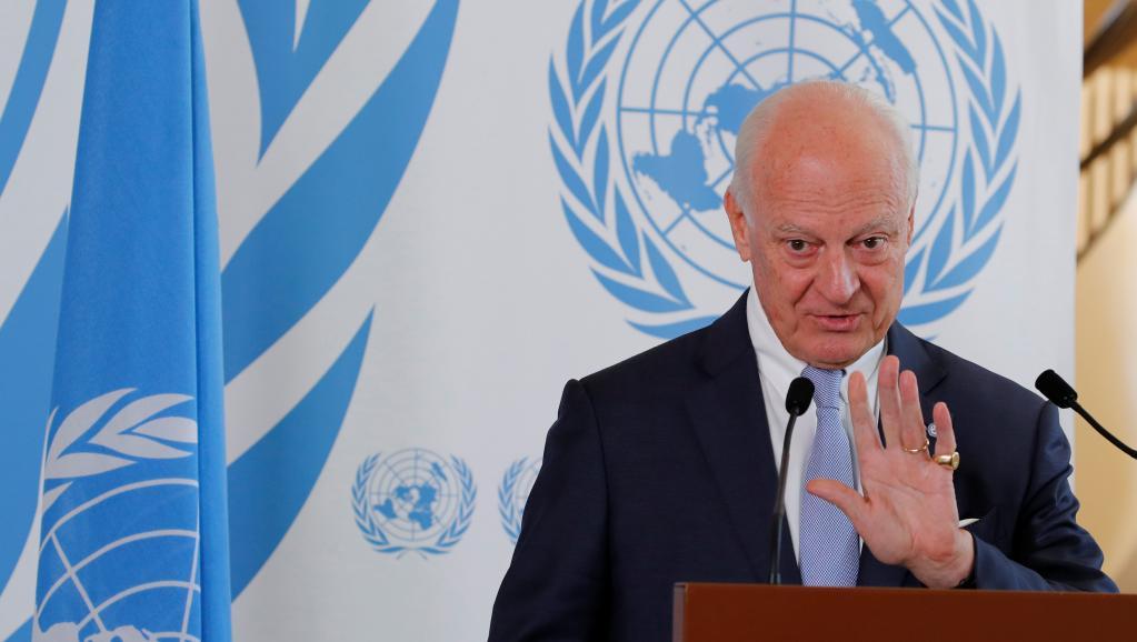 Syrie: sur Idleb, difficile pour l'ONU d'exister face au puissant groupe d'Astana