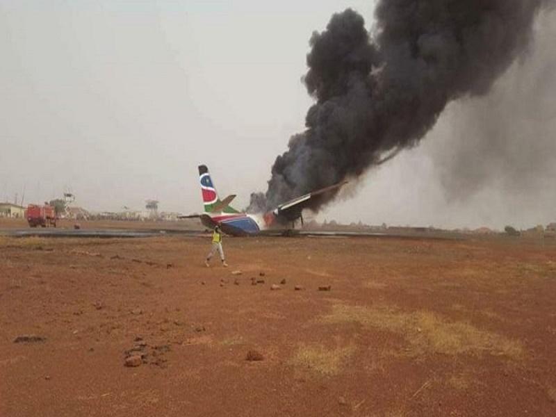 Soudan du Sud: un avion sud-soudanais s'est écrasé faisant au moins 17 morts