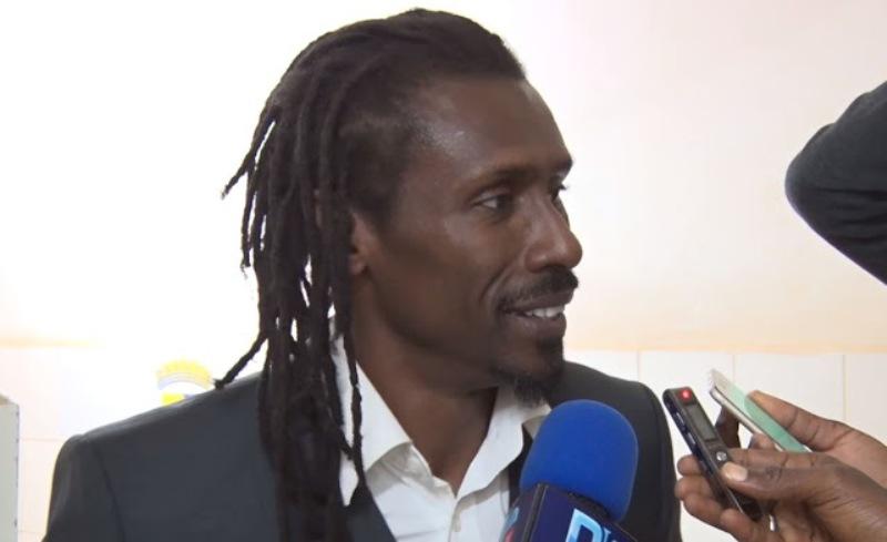 Madagascar-Sénégal: Aliou Cissé émet des critiques envers l'arbitre du match