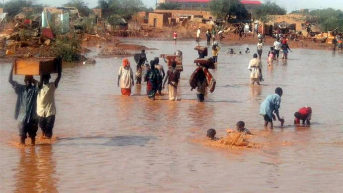 Mali: le nord du pays sous les eaux après de fortes pluies