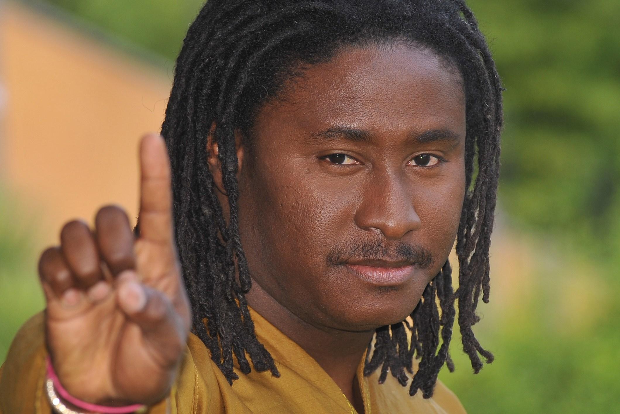 """Didier Awadi avertit: """"quand le peuple se met debout, l'impérialisme tremble"""""""