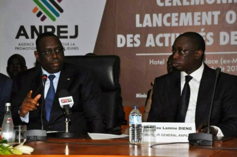 Babacar Ba: « L'Anpej ne peut avancer, c'est pourquoi on a amené la Der »