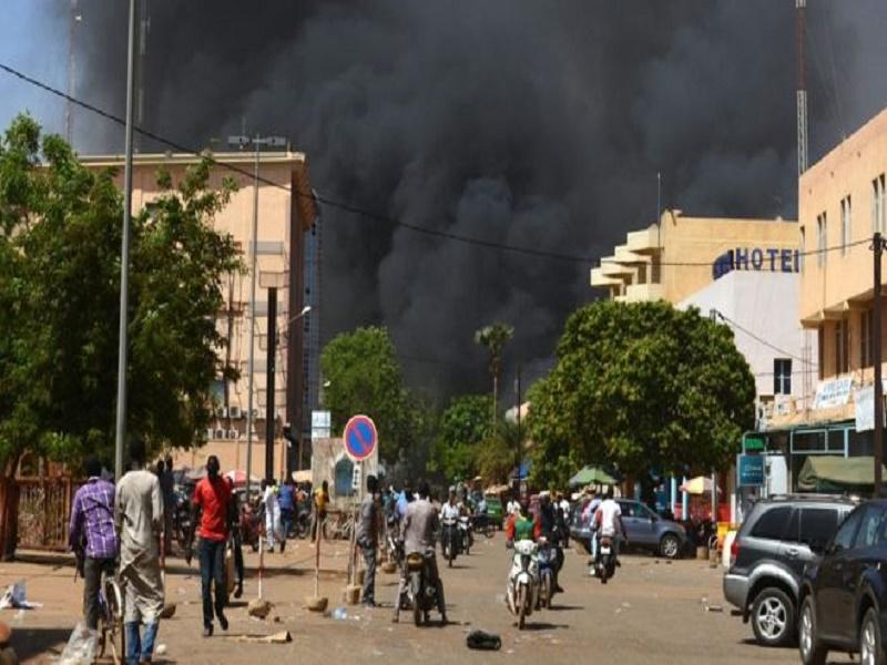 Des attaques font huit morts au Burkina