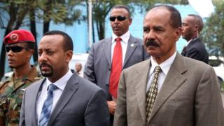 L'Ethiopie et l'Erythrée signent un nouvel accord de paix
