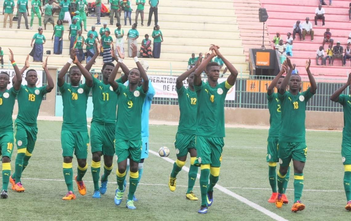 Tournoi UFOA U17: Les lionceaux écrasent le Cap-Vert (6-0) et passent en finale