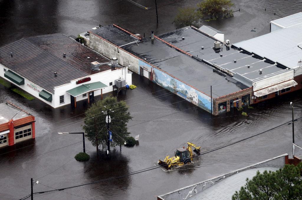 Le bilan de Florence s'alourdit à 15 morts
