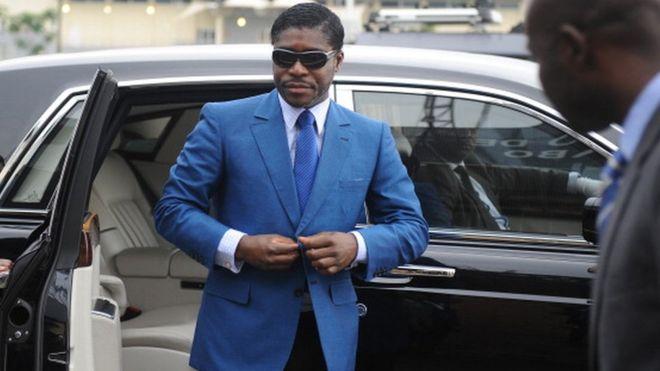 La Guinée Équatoriale réclame les biens de Obiang Junior au Brésil