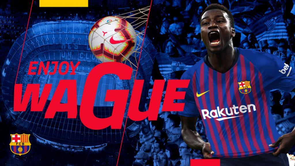 Equipe nationale : Moussa Wagué relance la concurrence après sa guérison