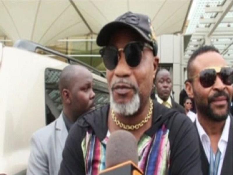 Un mandat d'arrêt de la Zambie contre Koffi Olomide