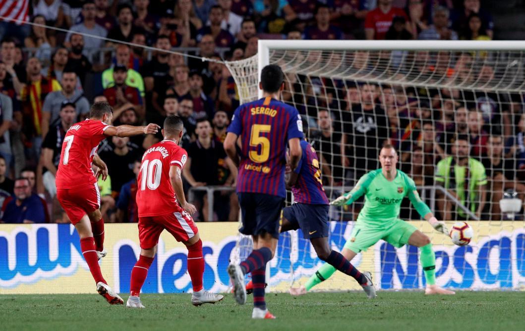 Le Barça conteste le carton rouge de Clément Lenglet