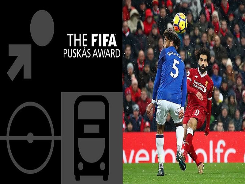FIFA - The Best 2018 : le prix Puskas revient à Mohamed Salah