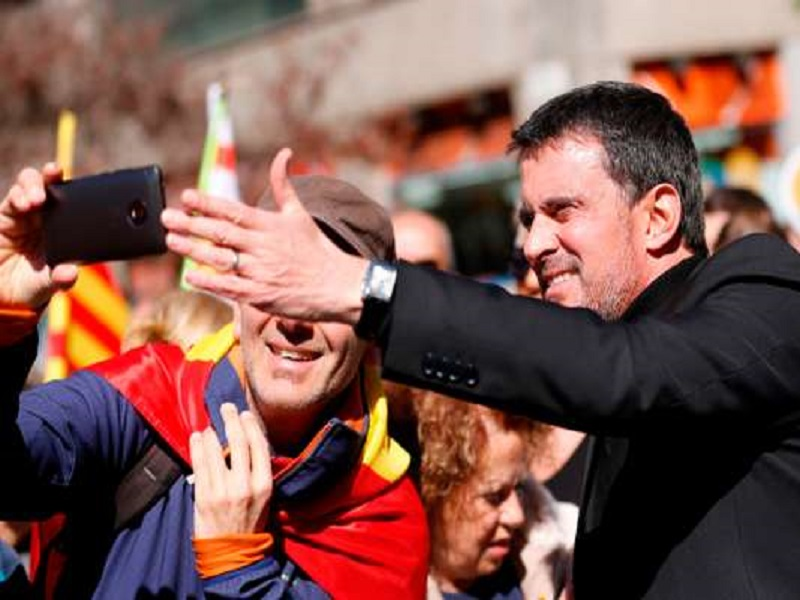Manuel Valls : « Je veux être le prochain maire de Barcelone »