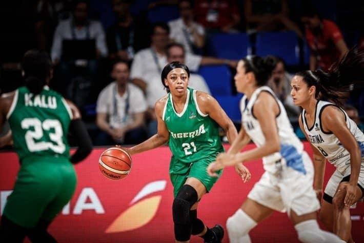 Basket-ball: les Nigérianes battent les Argentines 75-70 et se qualifient pour le 2e tour de la Coupe du monde 2018