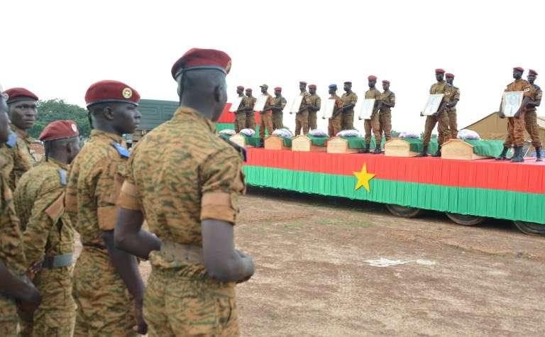 Burkina: au moins 8 soldats tués dans l'explosion d'un engin artisanal (présidence)