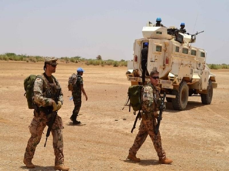 Mali: sept soldats et un civil ont été tués par l'explosion d'engins artisanaux dans le centre du pays