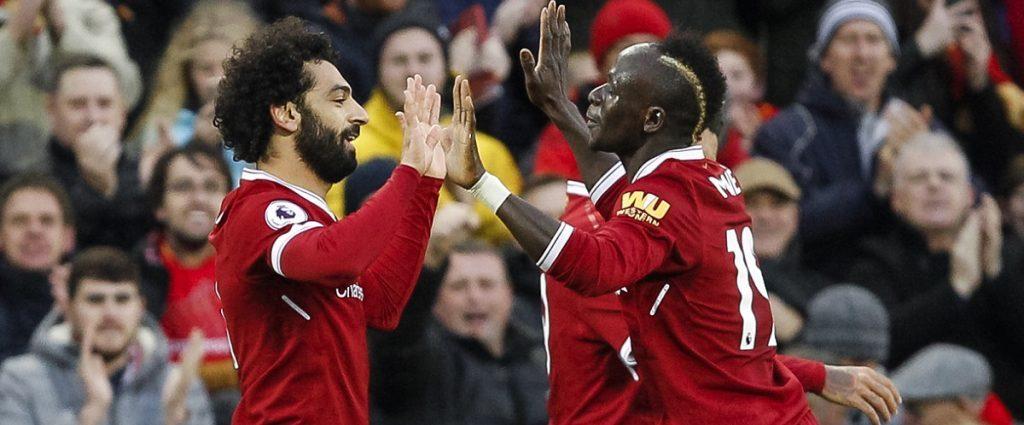 Sadio Mané s'exprime sur sa relation avec Mohamed Salah