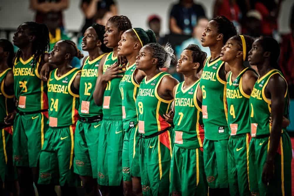 Mondial Basket féminin : le Sénégal termine 11éme du classement