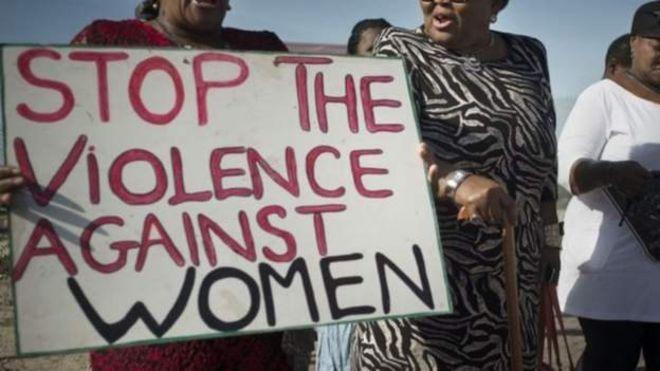 La branche féminine de l'ANC plaide pour la castration des violeurs