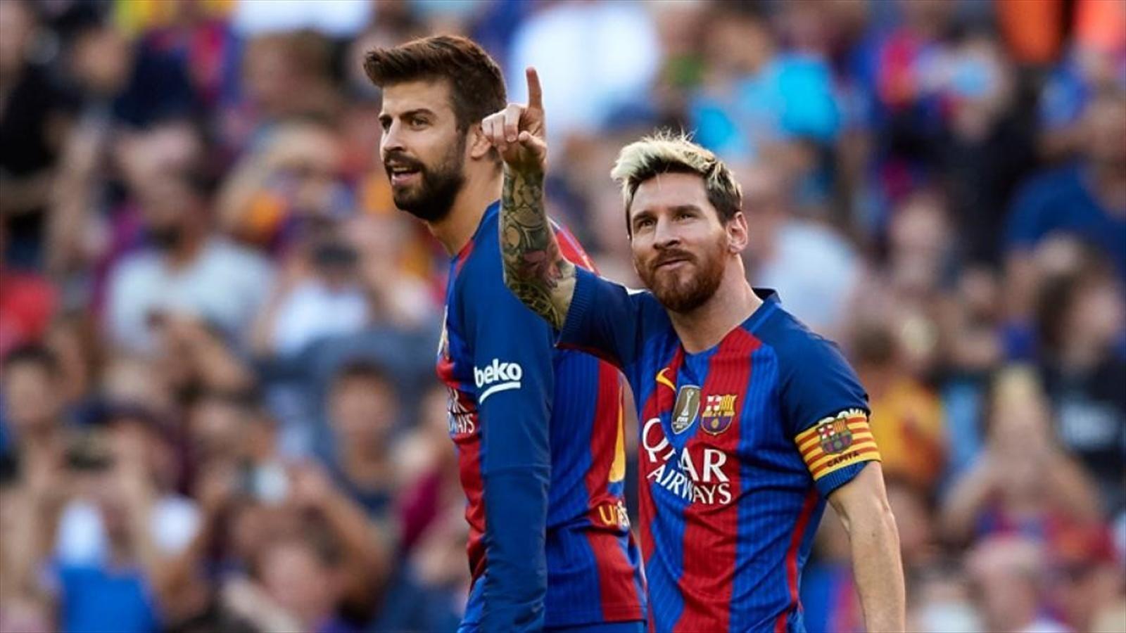 Mauvais résultats du FC Barcelone: La vérité sur la brouille entre Messi et Piqué