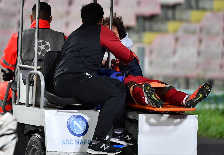 Liverpool : Keita envoyé à l'hôpital
