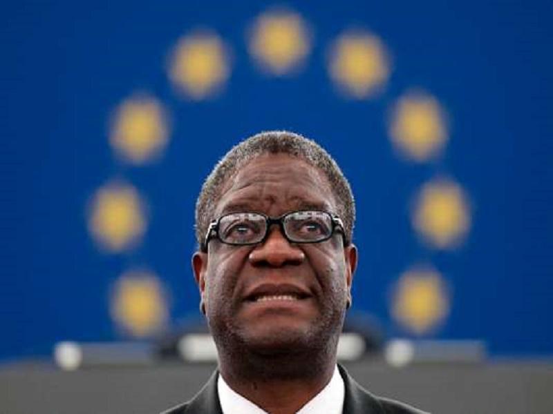 Docteur Mukwege, l'homme qui « répare les femmes » et prix Nobel de la paix