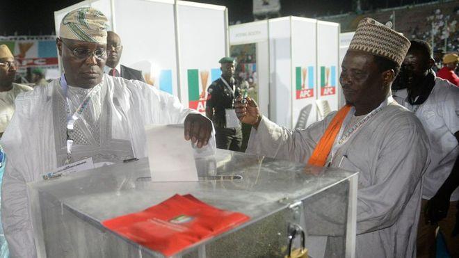 Atiku Abubakar affrontera Muhammadu Buhari
