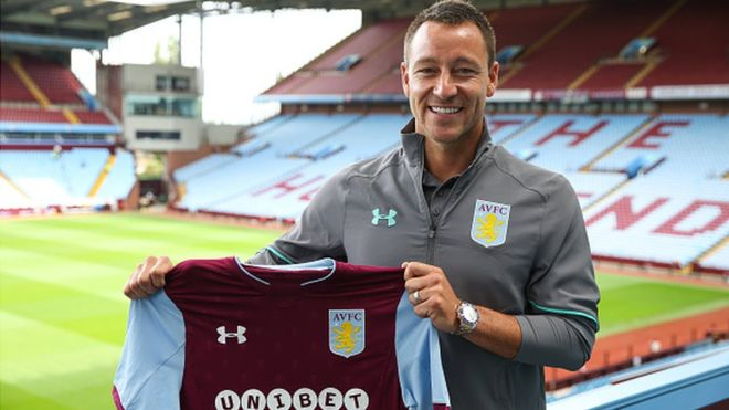 Aston Villa : John Terry prochain entraîneur ?