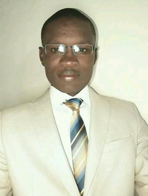 Cheikh MAR, Président de l'association des médiateurs diplômés du Sénégal.