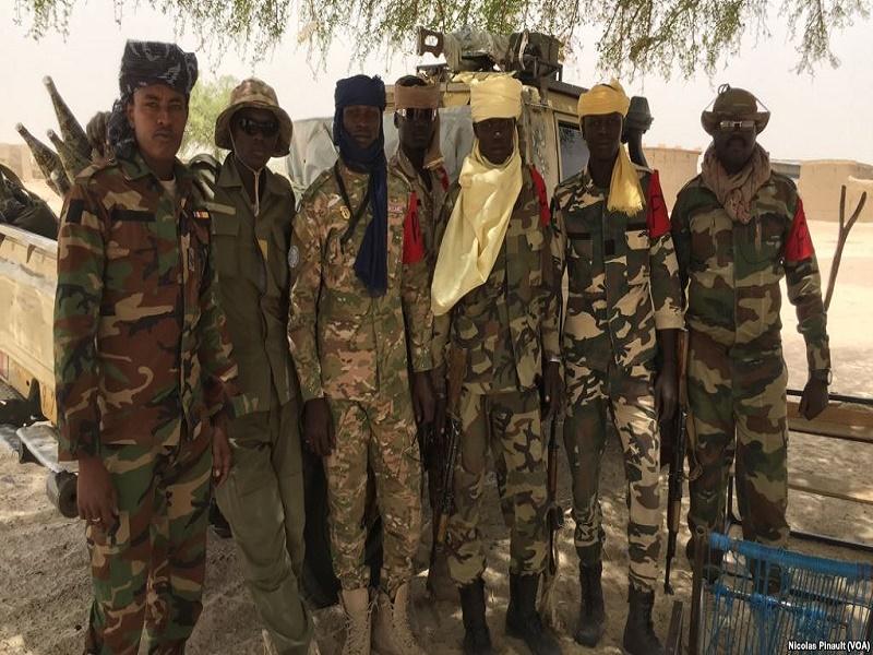 Tchad: 8 soldats tués dans un affrontement avec des membres de Boko Haram (armée)