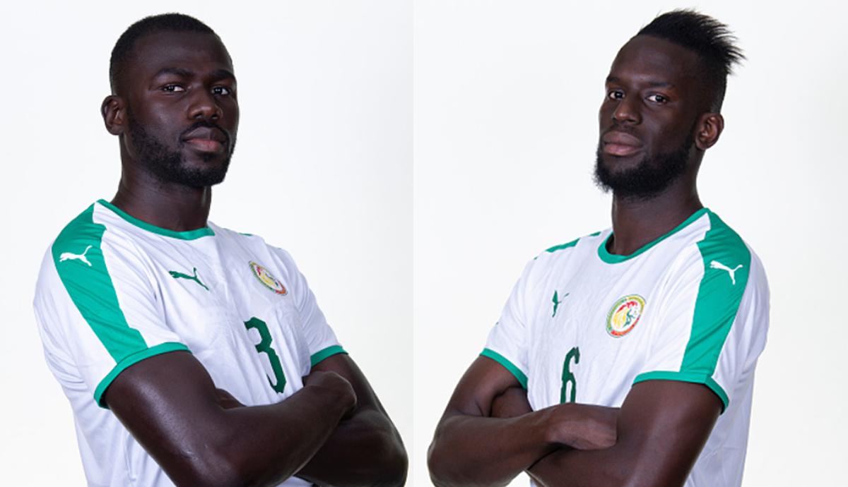 Sénégal vs Soudan : Koulibaly forfait et Salif Sané blessé, L'axe va mal !