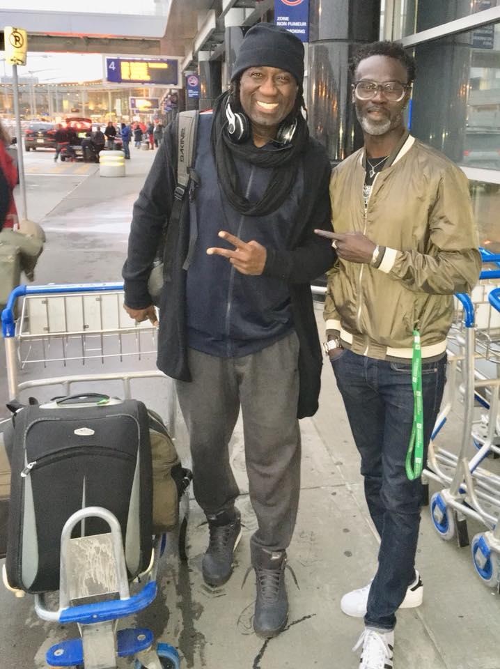 Bercy 2018: Elage Diouf prête une main forte à Pape Diouf