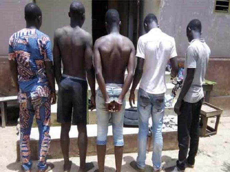 Insécurité à Dakar : Aly Ngouille Ndiaye annonce l'arrestation de 15 malfrats qui seront présentés au public...