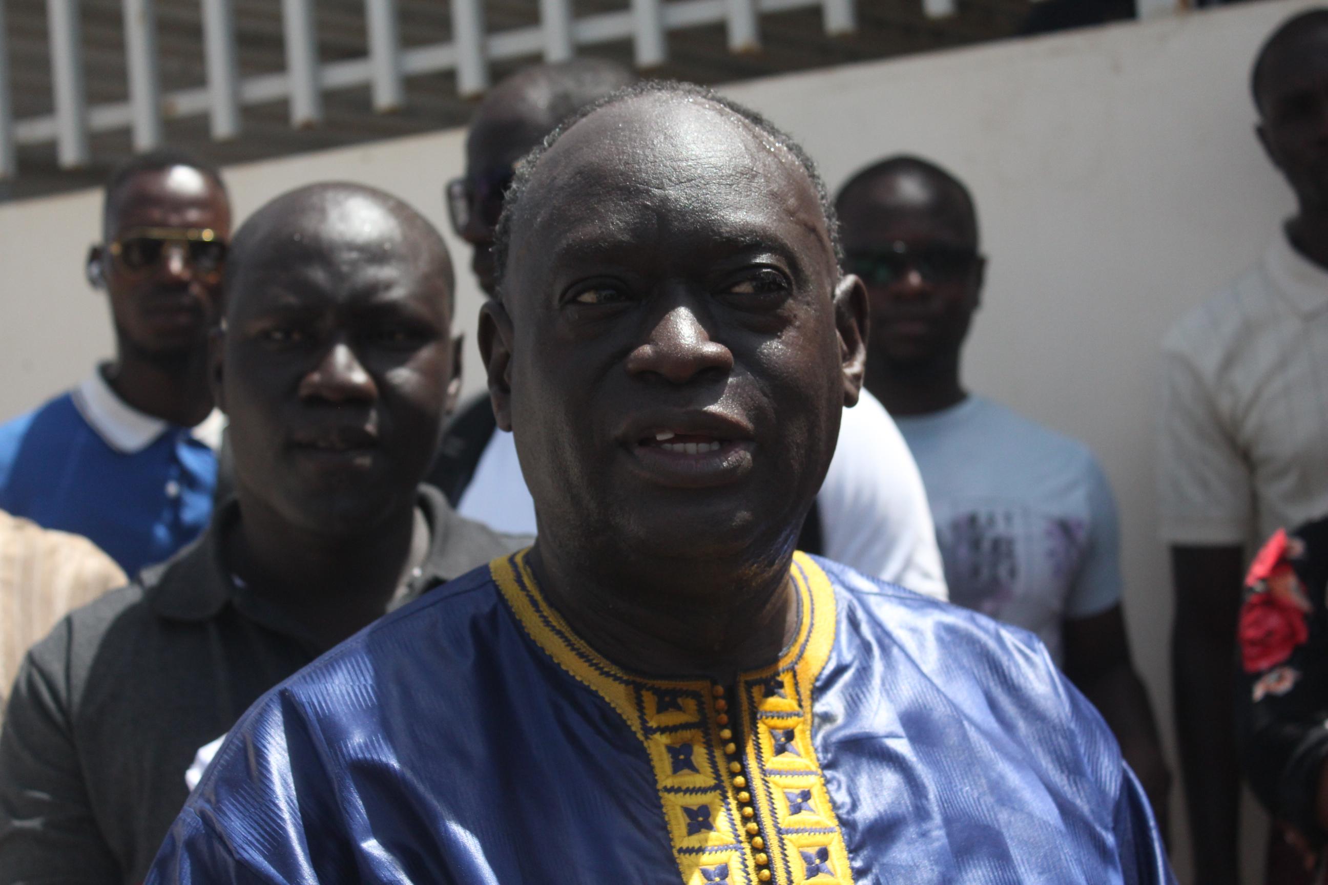 Me El Hadji Diouf raconte comment et pourquoi Assane Diouf a été bastonné par les gardes