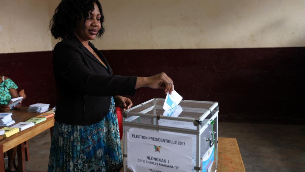 Scrutin présidentiel au Cameroun: dix-sept recours déposés pour «irrégularités»