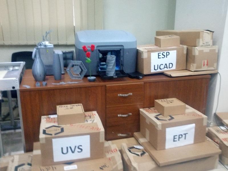 Technologies et Innovations : des Universités et instituts supérieurs dotés d'imprimantes 3D