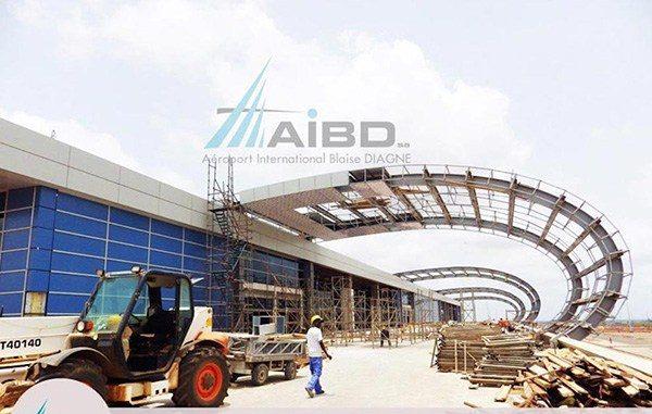 Gratuité des chariots à l'Aéroport Dakar Blaise Diagne