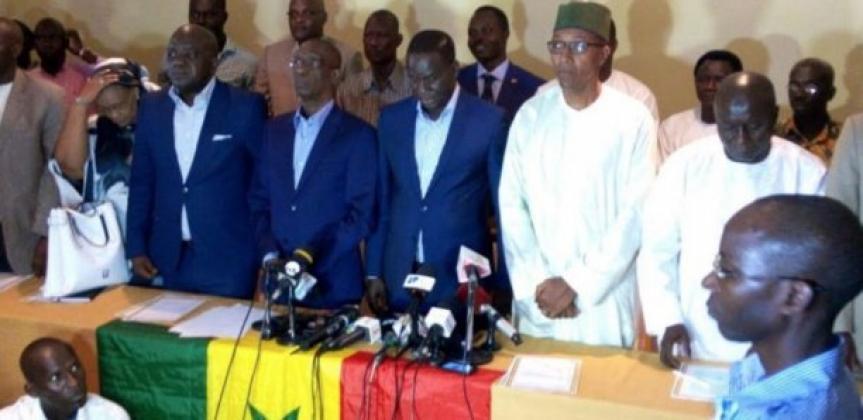 Les leaders du FRN annoncent le lancement d'un site internet contre les dérives du régime en place