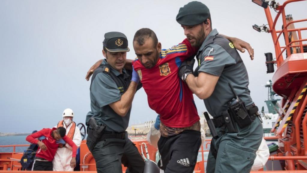 La route migratoire marocaine devient la plus empruntée de la Méditerranée