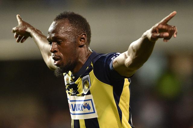 Usain Bolt s'agace d'un contrôle antidopage inopiné